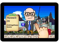 Professor Babboo Adventure screenshot 2/3