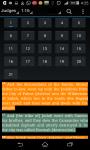NLT Holy Bible screenshot 4/4
