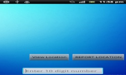 Location and address reporter screenshot 2/4