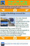 Isolated Buildings around the world screenshot 3/3