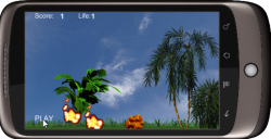CrazyCoconut screenshot 3/5