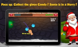 Santa Christmas Candy screenshot 4/6