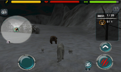 Wolf Quest Simulator game screenshot 1/4