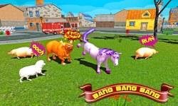 Ultimate Cartoon Horse Sim 3D screenshot 3/3
