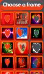 Hearts Selfie Photo Frames screenshot 2/6