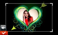 Hearts Selfie Photo Frames screenshot 5/6