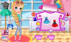 Locksies Girls Mikki Dress Up Game screenshot 2/3