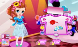 Locksies Girls Mikki Dress Up Game screenshot 3/3