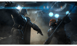 Batman Arkham Origins HD screenshot 1/3
