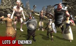 Eagle-Lion Hybrid RPG 3D screenshot 3/5