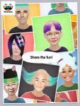 Toca Hair Salon Me top screenshot 4/6