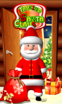 Talking Santa Claus Best screenshot 1/6