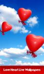 Love Heart Live Wallpapers screenshot 1/6
