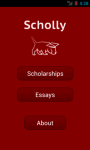 Scholly Scholarship Search total screenshot 6/6