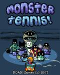 Monster Tennis! screenshot 1/1