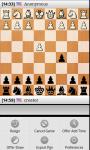 ChessLite Online screenshot 2/3