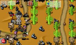 Toon Defense Silver Edition screenshot 1/3