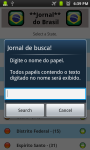 All Newspapers of Brazil - Free screenshot 3/5