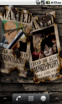 One Piece Luffy Straw Hat Live Wallpaper Pack FREE screenshot 3/6