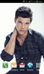 Taylor Lautner BEST Wallpapers screenshot 2/6