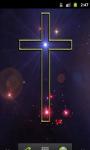 Shining Cross Live Wallpaper screenshot 1/5