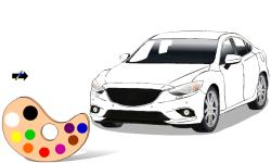 ColorMe: Cars screenshot 1/3