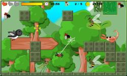 Spider Adventure Game screenshot 4/4
