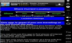 GPS Locator Free screenshot 2/5