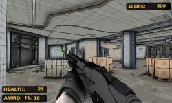 Soldier Shooter screenshot 1/4