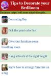 Tips to Decorate your BedRoom  screenshot 4/5