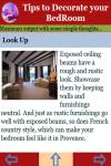 Tips to Decorate your BedRoom  screenshot 5/5