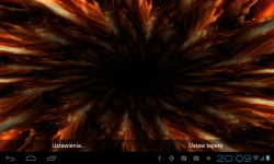 Hypnotic Tunnel Live Wallpaper FREE screenshot 1/6