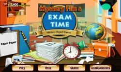 Free Hidden Object Games - Exam Time screenshot 1/4