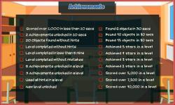 Free Hidden Object Games - Exam Time screenshot 4/4