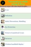 Precautions while using X Rays screenshot 3/4