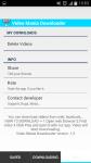 Video Downloader PRO for Facebook screenshot 3/3