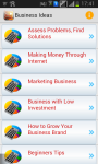 Business Ideas and Growth screenshot 1/3
