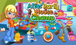 After Party House Clean Up screenshot 1/3