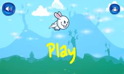 Bunny Flap : Eat The Carrots screenshot 1/6