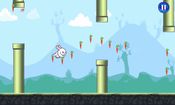 Bunny Flap : Eat The Carrots screenshot 4/6
