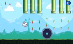 Bunny Flap : Eat The Carrots screenshot 5/6