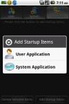 Startup Manager screenshot 3/6