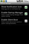 Startup Manager screenshot 5/6