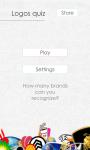 Logos Quiz Game screenshot 1/4