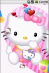 Hello Kitty Baby Cute Live Wallpapers screenshot 3/5