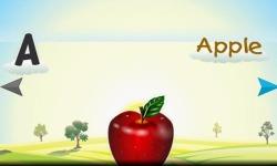 Kids Fruits Alphabets screenshot 1/3