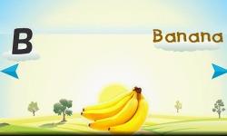 Kids Fruits Alphabets screenshot 2/3