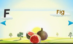 Kids Fruits Alphabets screenshot 3/3
