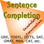 Sentence Completion screenshot 1/3