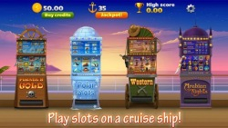 Jackpot Cruise Slots  screenshot 1/6